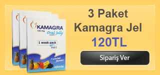 Kamagra Jel 3 Kutu